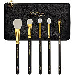 ZOEVA Aristo Makeup Brush Set + Clutch
