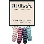 The Hair Edit Matte Pastel Soft Touch Loops