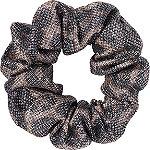 Scünci Metallic Leopard Scrunchie