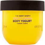The Body Shop Limited Edition Zesty Lemon Body Yogurt