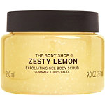 The Body Shop Limited Edition Zesty Lemon Body Scrub