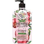 Hempz Limited Edition Pomegranate Herbal Body Moisturizer