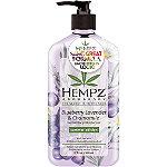 Hempz Aromabody Blueberry Lavender & Chamomile Summer Edition Herbal Body Moisturizer