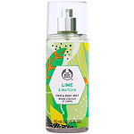 The Body Shop Lime & Matcha Hair & Body Mist