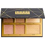 LORAC LUX Diamond Golden Hour Face Palette