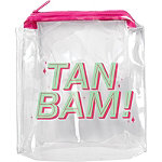 The Fox Tan Free Tan BAM Beauty Bag with $20 brand purchase