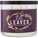 ULTA Fall Leaves Scented Soy Blend Candle
