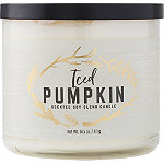 ULTA Iced Pumpkin Scented Soy Blend Candle