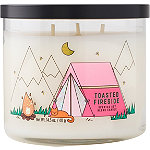 ULTA Toasted Fireside Scented Soy Blend Candle