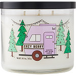 ULTA Cozy Berry Scented Soy Blend Candle