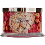 HomeWorx Dutch Apple Pie 4 Wick Candle