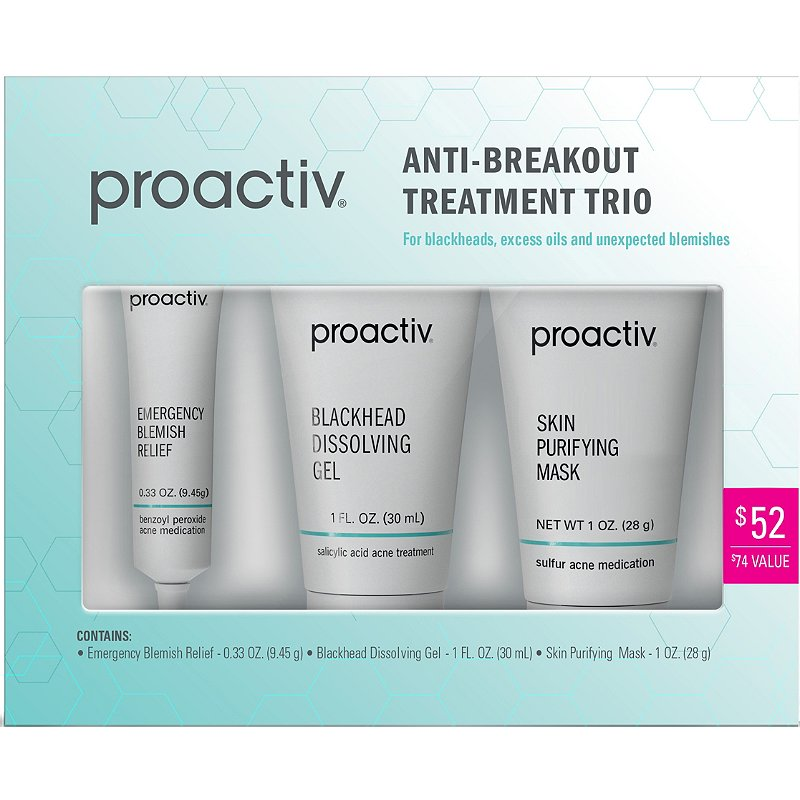 Proactiv Anti Breakout Treatment Trio Ulta Beauty