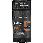 Every Man Jack Activated Charcoal Deodorant