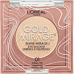 L'Oréal Gold Mirage Shimmering Eye Shadow