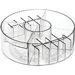iDesign Onyx Cosmetic Carousel