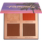 Makeup Revolution Revolution X Tammi Paradise Glow for Medium Deep Face Palette