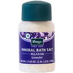 Kneipp Relaxing Lavender Mineral Bath Salt Soak
