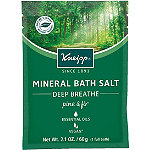 Kneipp Travel Size Deep Breathe Pine & Fir Mineral Bath Salt Soak