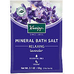 Kneipp Travel Size Relaxing Lavender Mineral Bath Salt Soak