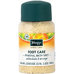 Kneipp Soothing Calendula & Orange Mineral Bath Salt Foot Soak