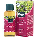 Kneipp Muscle Soothing Juniper Herbal Bath Oil