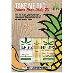 Hempz Take Me Out Summer Dayz Body Kit