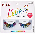 Kiss Limited Edition Peace Lashes