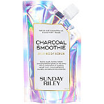 SUNDAY RILEY Charcoal Smoothie Jelly Body Scrub