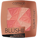 Catrice Blush Box Glowing + Multicolor