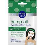 Miss Spa Hemp Oil Hydrating Sheet Mask