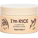 TONYMOLY I'm Rice Clarifying Blemish Mask