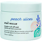 Peach Slices Snail Rescue Intensive Wash-Off Mask