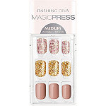 Dashing Diva Magic Press Tweed Tuesday Press-On Gel Nails
