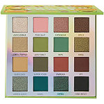 BH Cosmetics Weekend Vibes Avocado Toast - 16 Color Shadow Palette