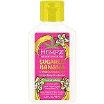 Hempz Travel Size Limited Edition Sugared Banana & Vanilla Blossom Herbal Body Moisturizer