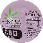 Hempz Lavender Oil 25mg CBD Herbal Bath Fizzer