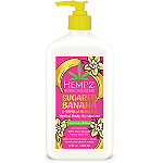 Hempz Limited Edition Sugared Banana & Vanilla Blossom Herbal Body Moisturizer