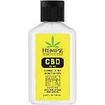 Hempz Travel Size Elemi & Pink Grapefruit Oil 80mg CBD Herbal Body Moisturizer
