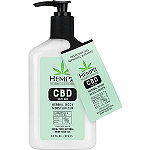 Hempz Eucalyptus & Tea Tree Oil 300mg CBD Herbal Body Moisturizer