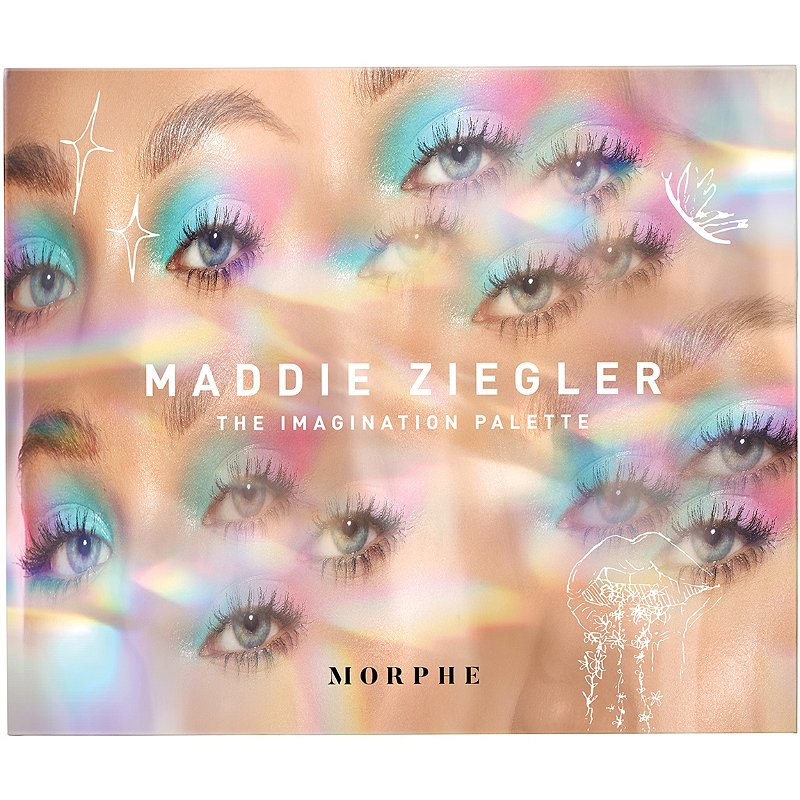 Morphe Morphe X Maddie Ziegler The Imagination Palette Ulta Beauty Shia labeouf & maddie ziegler (official video). morphe x maddie ziegler the imagination palette