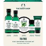 The Body Shop Tea Tree Pure Confidence Skincare Kit