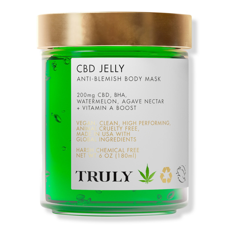 Truly CBD Jelly Anti-Blemish Body Mask | Ulta Beauty