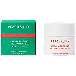 PEACH & LILY Free Matcha Pudding Antioxidant Cream sample with $35 purchase