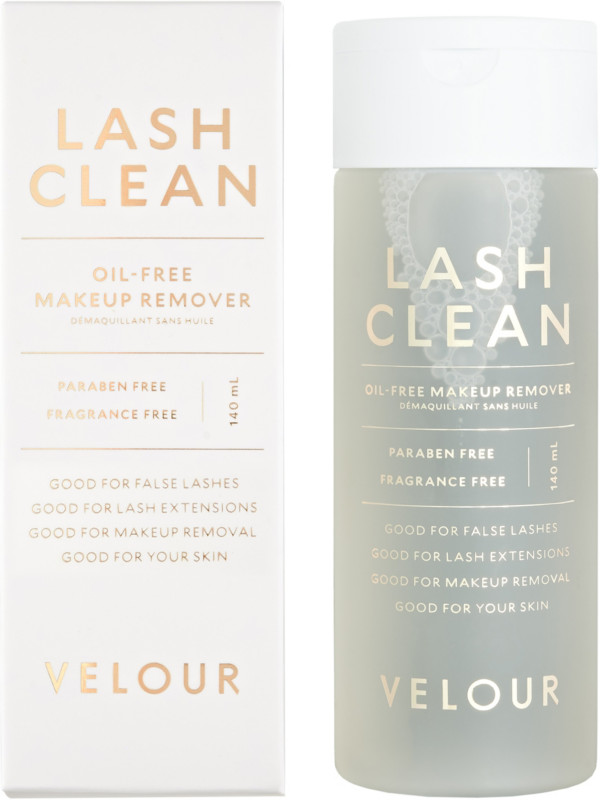 Velour Lashes Lash Clean Oil Free