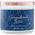 ULTA Gingerbread Latte Scented Soy Blend Candle