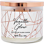 ULTA Vanilla Glow Scented Soy Blend Candle