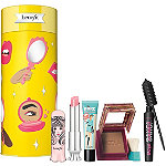 Benefit Cosmetics Get Your Chic On Eyes, Lips & Face Holiday Value Set