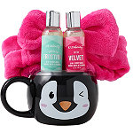 ULTA Penguin Mug Gift Set
