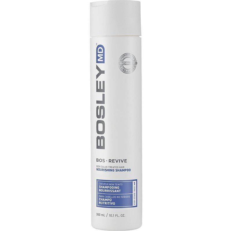Bosley Bosrevive Non Color Treated Hair Nourishing Shampoo Ulta Beauty