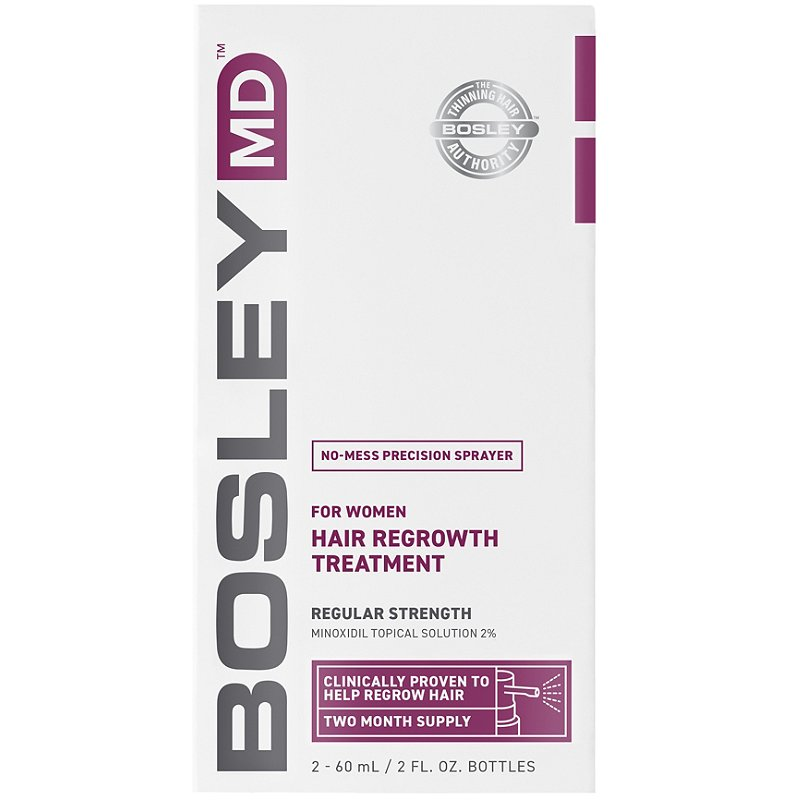 Bosley Hair Regrowth Treatment For Women Ulta Beauty